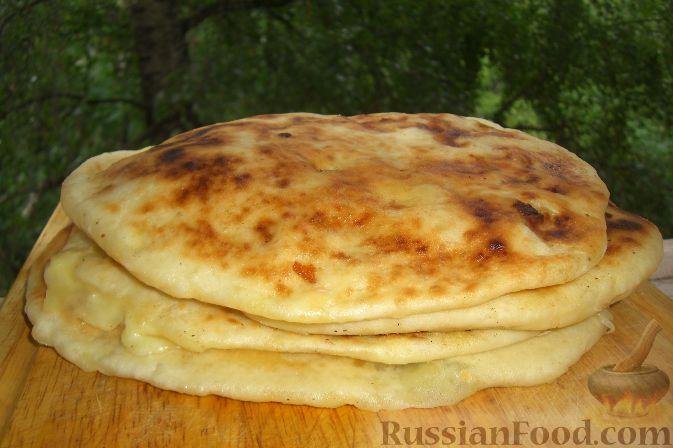 Вкусные рецепты осетинские пироги