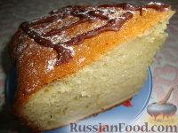 Фото к рецепту: Шикарный кекс