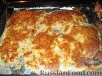 Блюдо из куриное филе в духовке 4