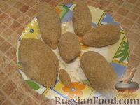Фото приготовления рецепта: Киевская котлета - шаг №1