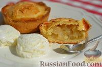 Фото к рецепту: Пирожки с грушами