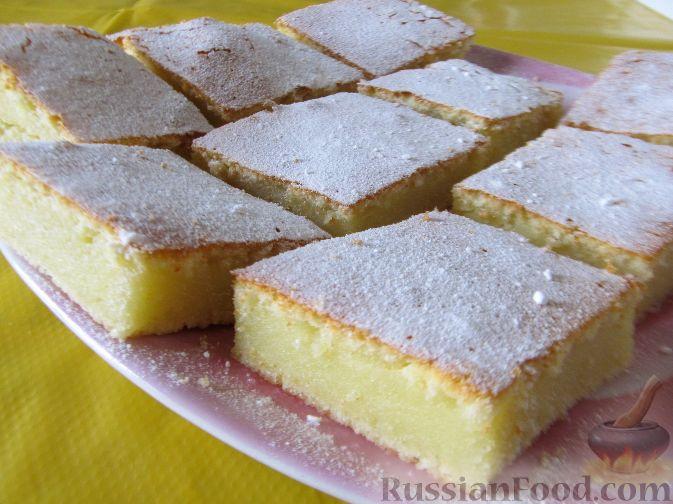 Как сделать творожный пирог в духовке