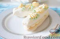 Фото к рецепту: Пирожное