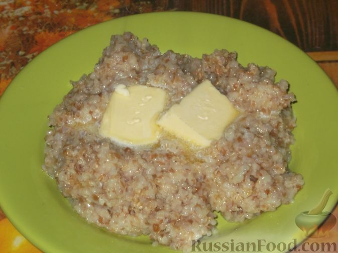 Пшеничная каша рецепт классический