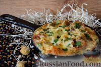 Фото к рецепту: Каннелони с грибами и брынзой