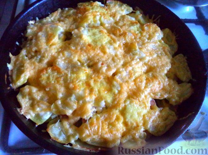 Сырая картошка в духовке рецепт пошагово