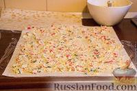 Фото приготовления рецепта: Закуска из лаваша - шаг №2