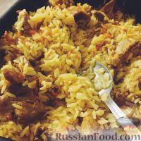 Что подать к рису на ужин