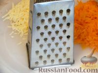 "Фото приготовления рецепта: Салат ""Мимоза"" - шаг №3"