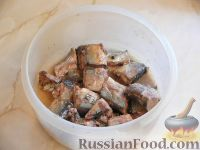 "Фото приготовления рецепта: Салат ""Мимоза"" - шаг №6"