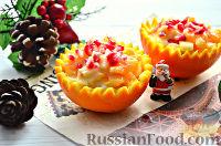 фруктовый салат на осенний бал