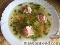 рецепт суп рыбный из сем