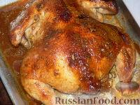 рецепт курица в духовке