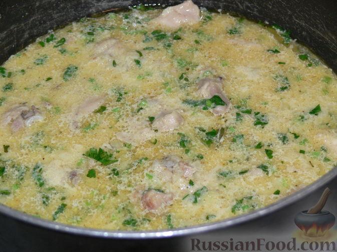 Рецепт курица со сметаной