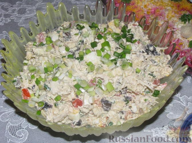салат жозефина рецепт