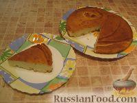 Фото к рецепту: Творожная запеканка