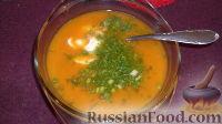 Фото к рецепту: Тыквенный суп-пюре