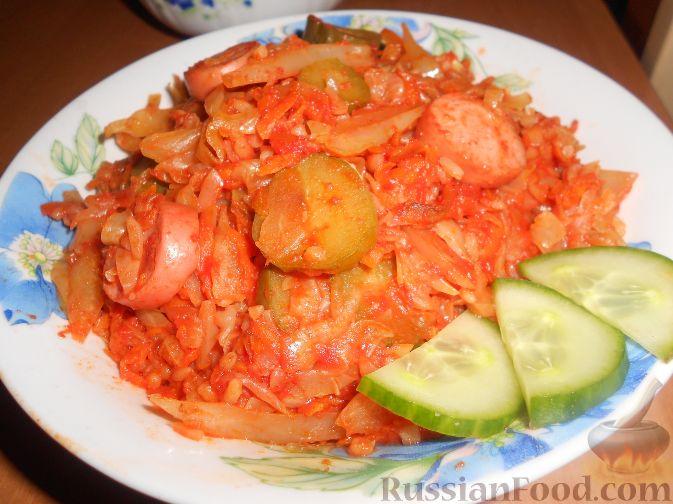 Солянка с рисом рецепт пошаговый