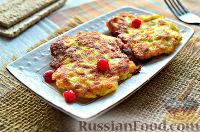 Фото к рецепту: Шницель из рубленой куриной грудки