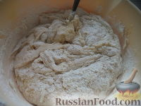 Фото приготовления рецепта: Кулич быстрого приготовления - шаг №8