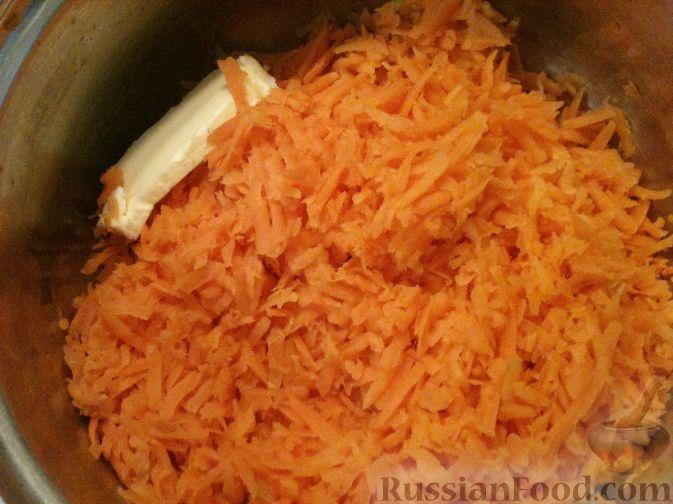 морковная запеканка низкокалорийная
