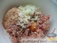 Фото приготовления рецепта: Тефтели в сметанном соусе - шаг №5