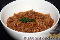 Фото к рецепту: Соус болоньезе