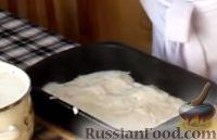 Фото приготовления рецепта: Гурьевская каша - шаг №5