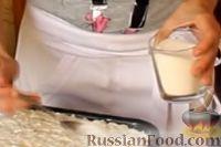 Фото приготовления рецепта: Гурьевская каша - шаг №8