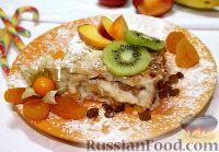 Фото приготовления рецепта: Гурьевская каша - шаг №10