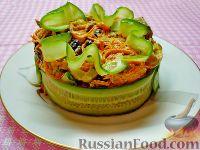 Фото к рецепту: Салат со свиным языком