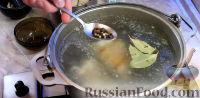 Фото приготовления рецепта: Суп хаш - шаг №3