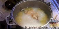 Фото приготовления рецепта: Суп хаш - шаг №4