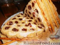 Блинный торт с фаршем - рецепт пошаговый с фото