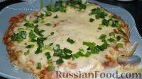 Фото к рецепту: Картофельная запеканка на сковороде