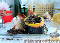 Фото к рецепту: Запеченная горбуша