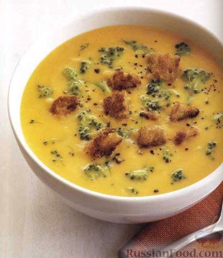 картофельнвй суп рецепт