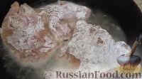 """Фото приготовления рецепта: Куриная грудка """"под шубой"""", в духовке - шаг №6"""