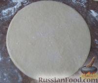 Фото приготовления рецепта: Творожное печенье с яблоками - шаг №3
