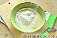 Фото приготовления рецепта: Баурсаки в сахарной глазури - шаг №6