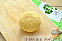 Фото приготовления рецепта: Баурсаки в сахарной глазури - шаг №7