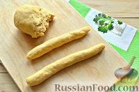 Фото приготовления рецепта: Баурсаки в сахарной глазури - шаг №8
