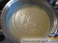 """Фото приготовления рецепта: Торт """"Машинка Маккуин"""" (Тачки) (пошагово) - шаг №7"""
