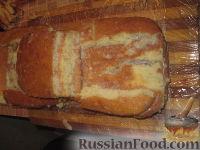 """Фото приготовления рецепта: Торт """"Машинка Маккуин"""" (Тачки) (пошагово) - шаг №15"""