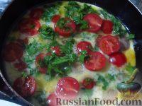 Фото приготовления рецепта: Фритатта самая простая - шаг №7