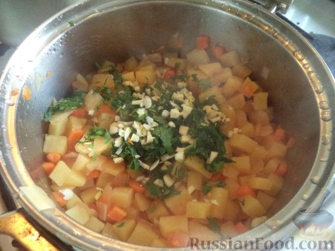 Как делается рагу картофельное — 6