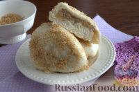 Фото к рецепту: Пирожки с вареньем (в мультиварке)