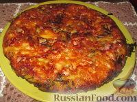 Фото к рецепту: Фрико с картофелем и луком