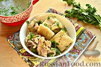 Фото к рецепту: Аварский хинкал