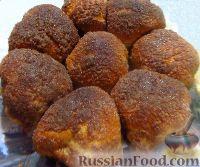 Фото к рецепту: Сливочно-коричные булочки